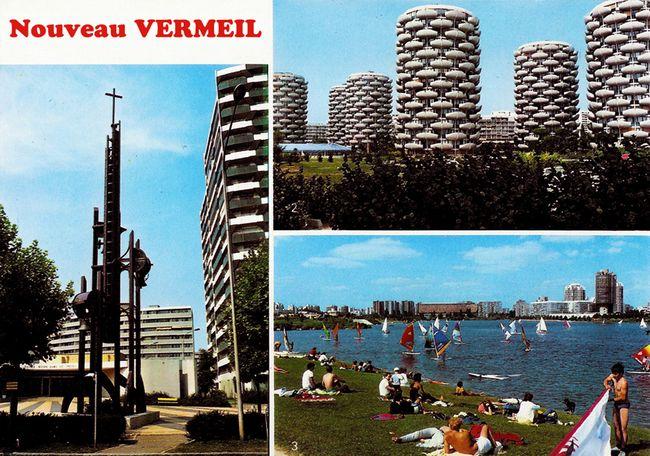 Nouveau Vermeil: 'La Ville-Bidon'