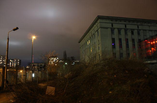 Berghain de nuit