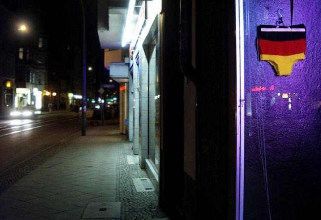Shop front, Invalidenstrasse, Mitte