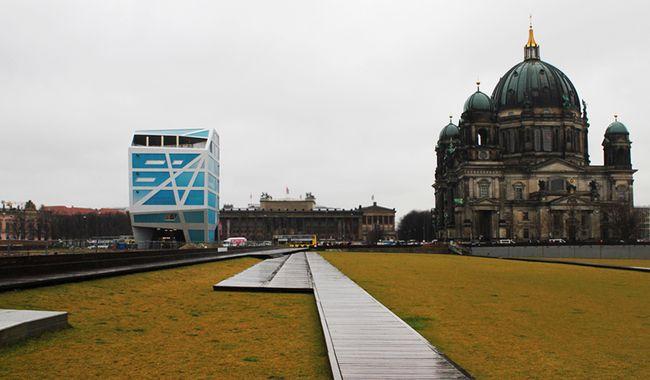 Humboldt-Box + Berliner Dom