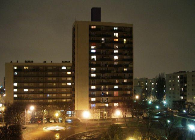 Créteil, Cité du Mont-Mesly