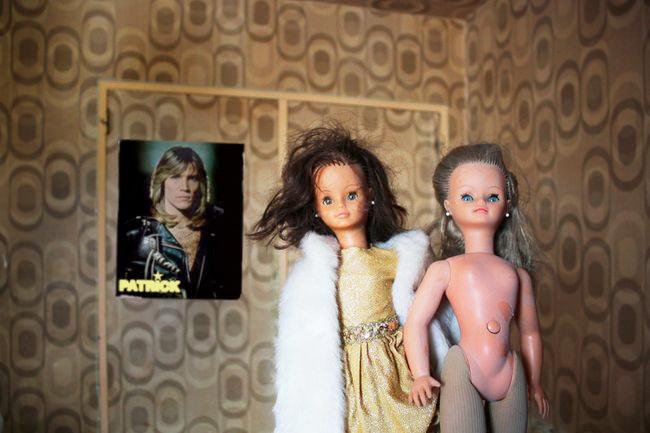 Patrick Juvet et les poupées
