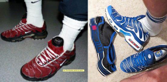 Nike TN - Rekins