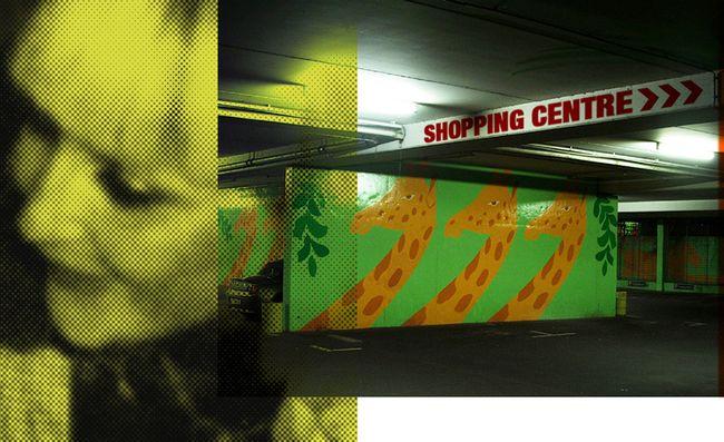 Mother + Shopping Centre car park