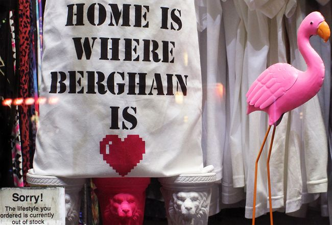 'Home is where Berghain is'