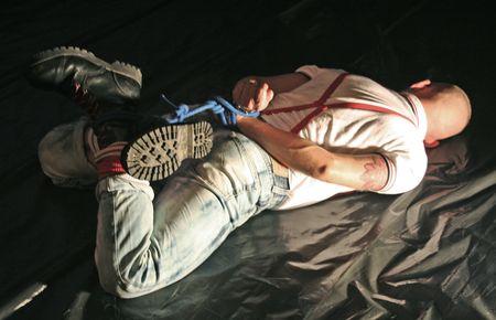 Heliogabale in bondage