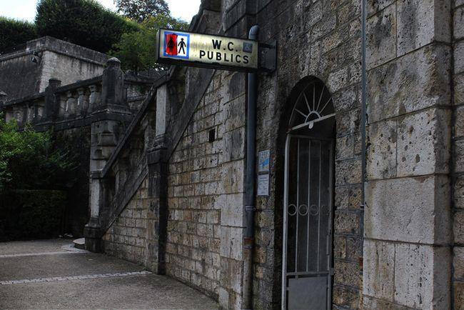 WC publics, Blois